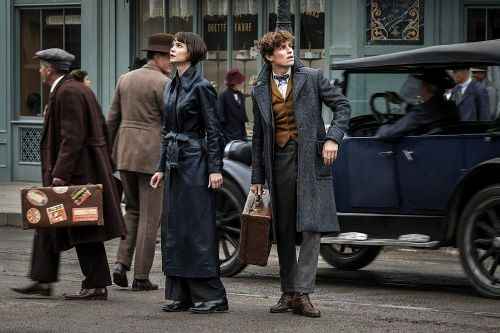 FANTASTIC BEASTS: THE CRIMES OF GRINDELWALD Conjures Up $253M Worldwide Opening; VENOM Roars Past $780M