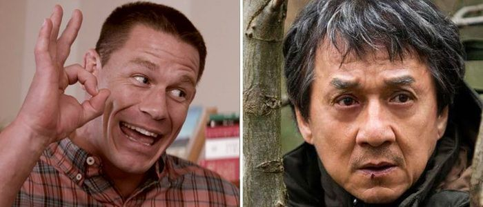 Jackie Chan and John Cena Team Up For New Action-Thriller 'Project X'