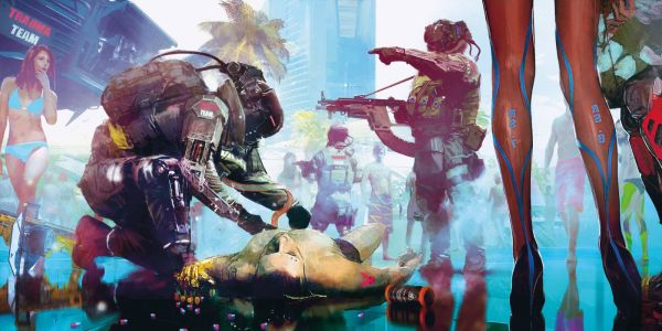 Cyberpunk 2077 Is Now Much Different From Its E3 2018 Showcase