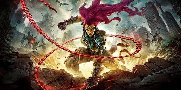 Darksiders 3 Review: Whip It Good