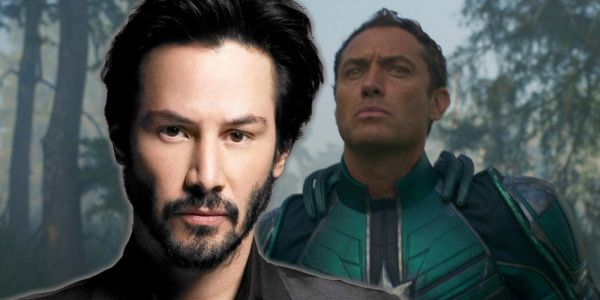 Captain Marvel: Keanu Reeves Almost Played Yon-Rogg