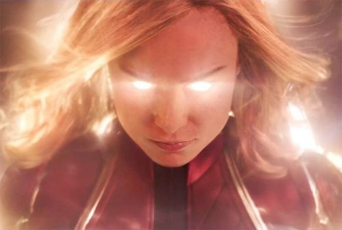 Power Up With 80 Captain Marvel Trailer Screenshots