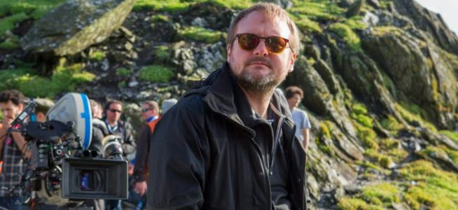 "Rian Johnson Hopes To Find the ""Essence of 'Star Wars'"" With His New Trilogy"
