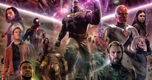 Infinity War IMAX Preview Celebrates 10 Years of Marvel