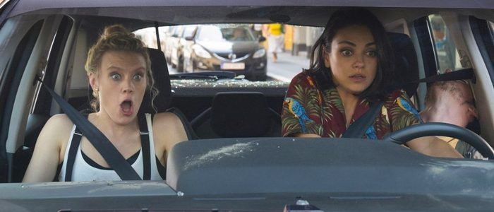 New 'The Spy Who Dumped Me' Clip Has a Meth-Fueled Car Chase