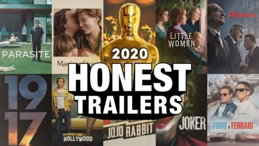 2020 Oscars Honest Trailer: The Academy May Have Seen Half of These Movies