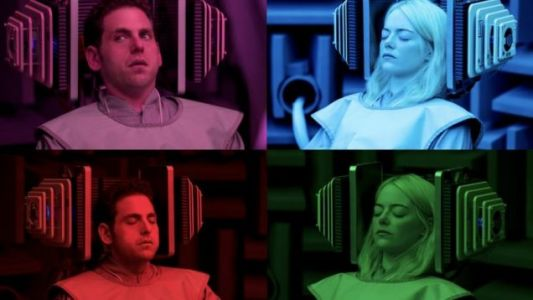 First Photos From Cary Fukunaga's MANIAC Tease A Colorful Nightmare