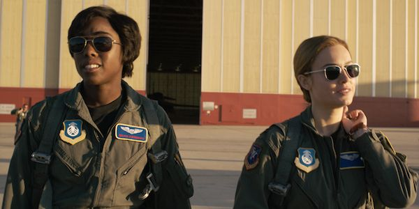 Carol Danvers Has A Special Love For Maria Rambeau In Captain Marvel, According To Brie Larson