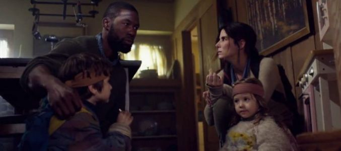 'Bird Box' Trailer: Sandra Bullock Tries to Survive as Everything Goes to Hell