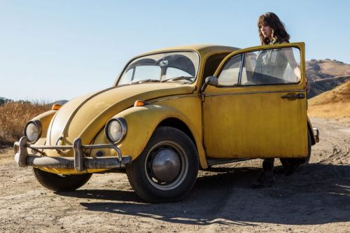 CS Video: Hailee Steinfeld Talks Joining the Transformers Franchise in Bumblebee