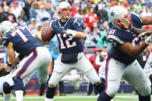 New England Patriots Vs. Detroit Lions Live Stream: How To Watch 'Sunday Night Football' For Free