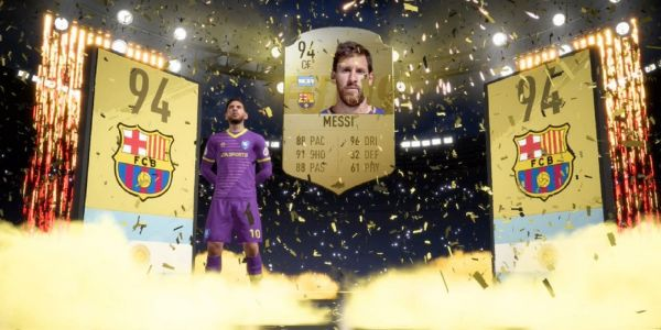 FIFA Loot Boxes Aren't Gambling According to UK Commission