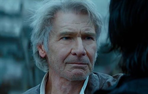 Harrison Ford Talks About His Rise of Skywalker Cameo