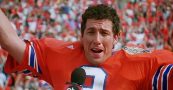 Cool Stuff: Adidas Celebrating 'The Waterboy' 20th Anniversary with Mud Dogs Football Gear