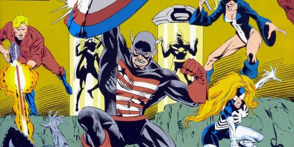 Captain America Infinity War Designs Are More US Agent Than Nomad