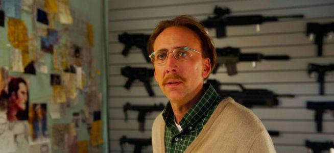 'Wally's Wonderland' First Look: Nicolas Cage is Trapped Inside a Hellish Amusement Park