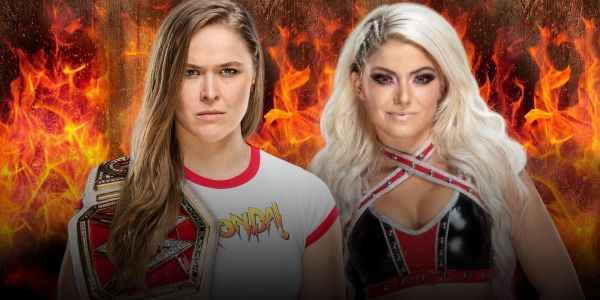 WWE Hell in a Cell: Did Ronda Rousey Retain the Raw Women's Title?