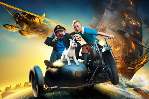 Steven Spielberg Gives Update on The Adventures of Tintin 2