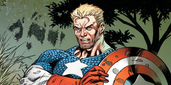 Captain American Turns 'Traitor' In The Story Marvel WON'T Tell