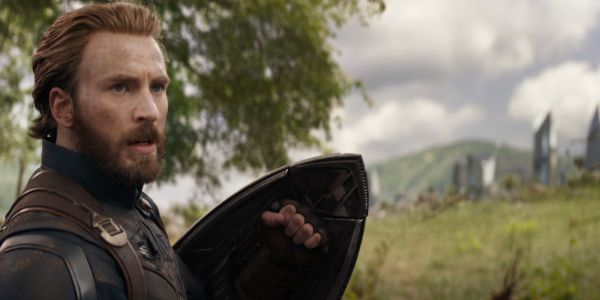 Captain America Almost Had A Very Different Shield in Avengers: Infinity War
