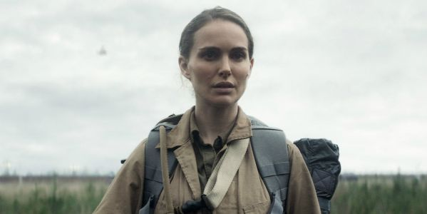 Natalie Portman Interview: Annihilation