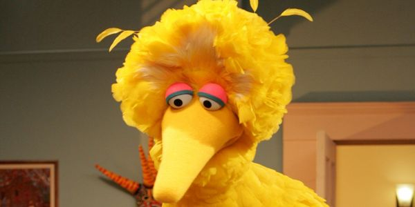 Big Bird Performer Caroll Spinney Retiring After 50 Years