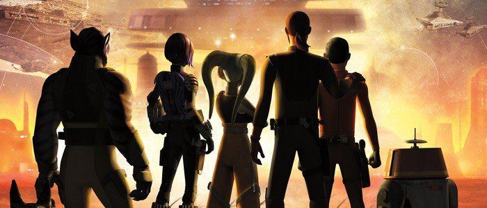 'Star Wars Rebels' Trailer: The Final Episodes Begin in February