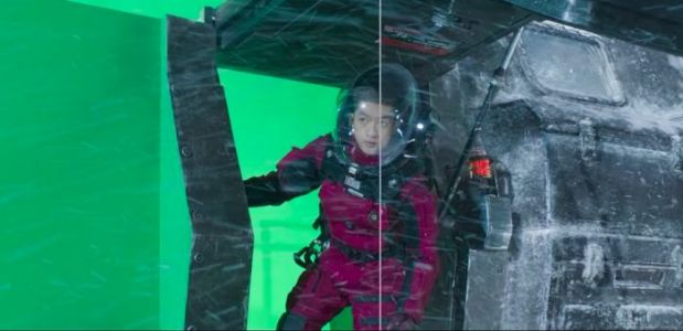 'The Wandering Earth' Featurettes: Behind the Out-of-This-World Visual Effects by Weta Workshop and Pixomondo