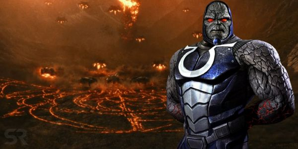 Justice League Concept Art Reveals Young Darkseid Invading Earth