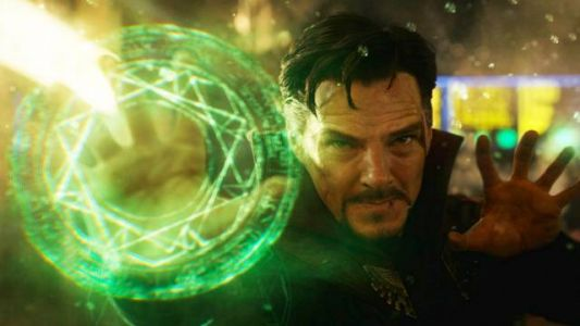 Scott Derrickson Returning to the Director's Chair for Doctor Strange 2!