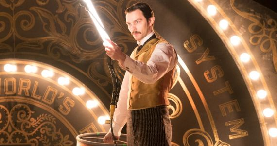 The Current War Trailer 2: Benedict Cumberbatch Lights Up the World as Thomas Edison
