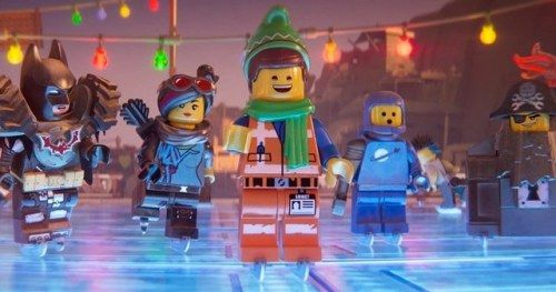 LEGO Movie 2 Holiday Short Spreads Christmas Cheer Across