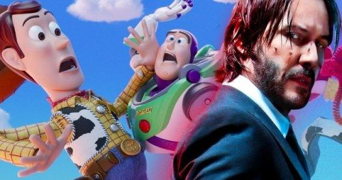 Keanu Reeves Joins Toy Story 4 as Surprise Mystery ToyTim Allen