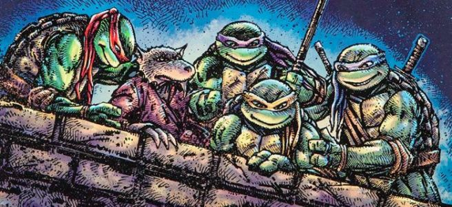 The Entire 'Teenage Mutant Ninja Turtles' Movie Score is Being Released for the First Time Ever