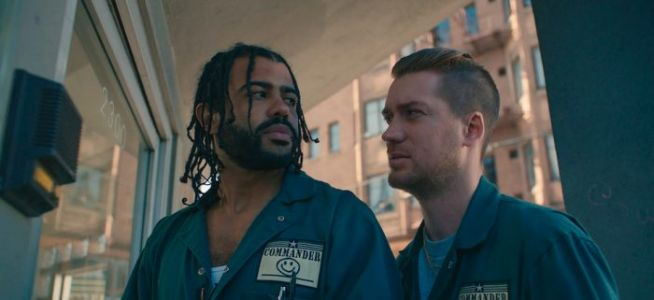 Exclusive 'Blindspotting' Clip Asks: What Is Blindspotting?