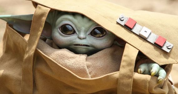 Baby Yoda Life-Size Hot Toys Action Figure May Be the Ultimate Star Wars Collectible