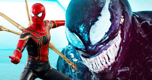 Sony Swings Into Hall H With New Footage, Characters From 'Venom' & 'Spider-man: Into The Spider-Verse' - Comic-Con