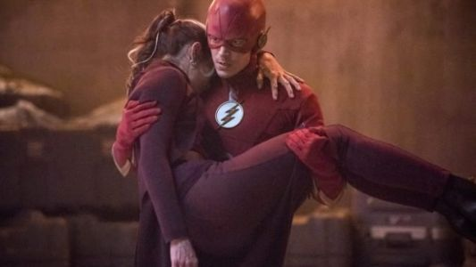 """THE FLASH 5.19 Review: """"Snow Pack"""""""