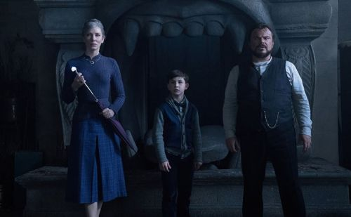 Jack Black in 'The House with a Clock in its Walls' Official Trailer