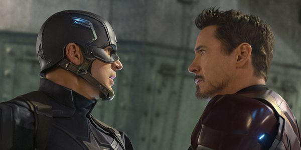 Chris Evans Wants Robert Downey Jr. To Host The Oscars