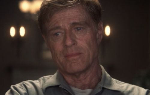 Robert Redford Takes a Stand in The Prison Film 'The Last Castle'