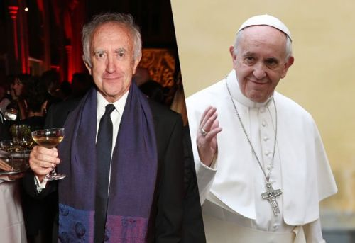 Finally! Jonathan Pryce to Play Pope Francis in Netflix's The Pope