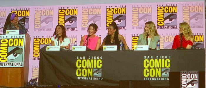 "'Women Who Kick Ass' Panel Talks Going Beyond the ""Strong Female Character"" Trope"