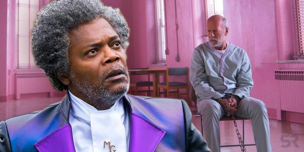 Why Is David Dunn Locked Up With Mr. Glass?
