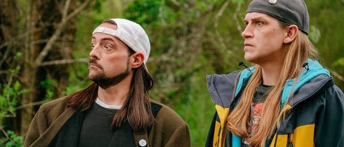 'Jay and Silent Bob Reboot' Panel Got Meta as Kevin Smith Presented Clips