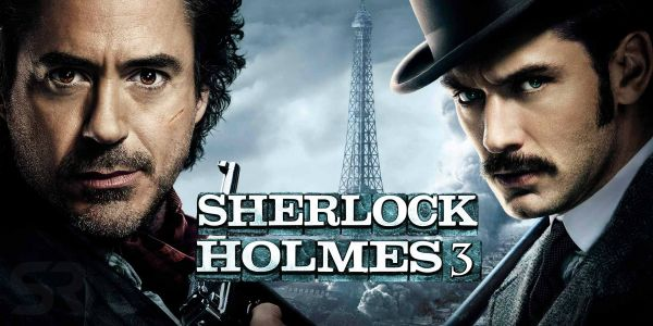 Robert Downey Jr. Teases Sherlock Holmes 3 Preparation