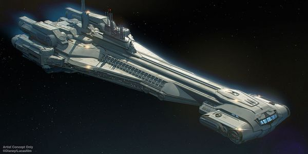 First Look: Disney's Star Wars Hotel Lets Fans Stay On Galactic Starcruiser