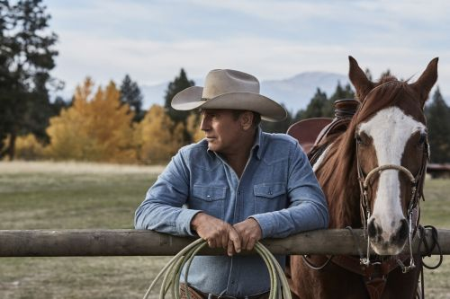 'Yellowstone': Kevin Costner Imparts Some Family Wisdom In This Exclusive Clip