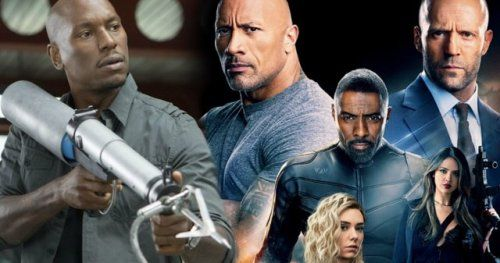Tyrese Reignites Fast & Furious Feud with The Rock After