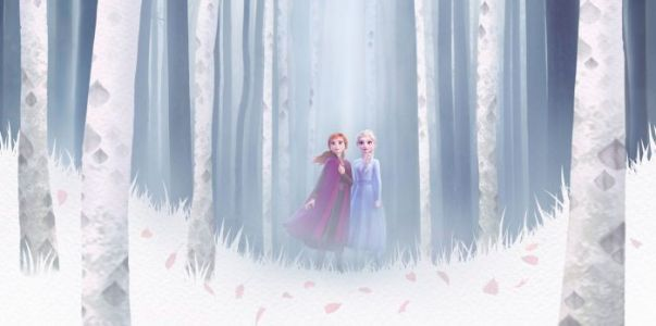 'Frozen 2' Footage Digs into Anna and Elsa's Past and Teases Mysterious Music